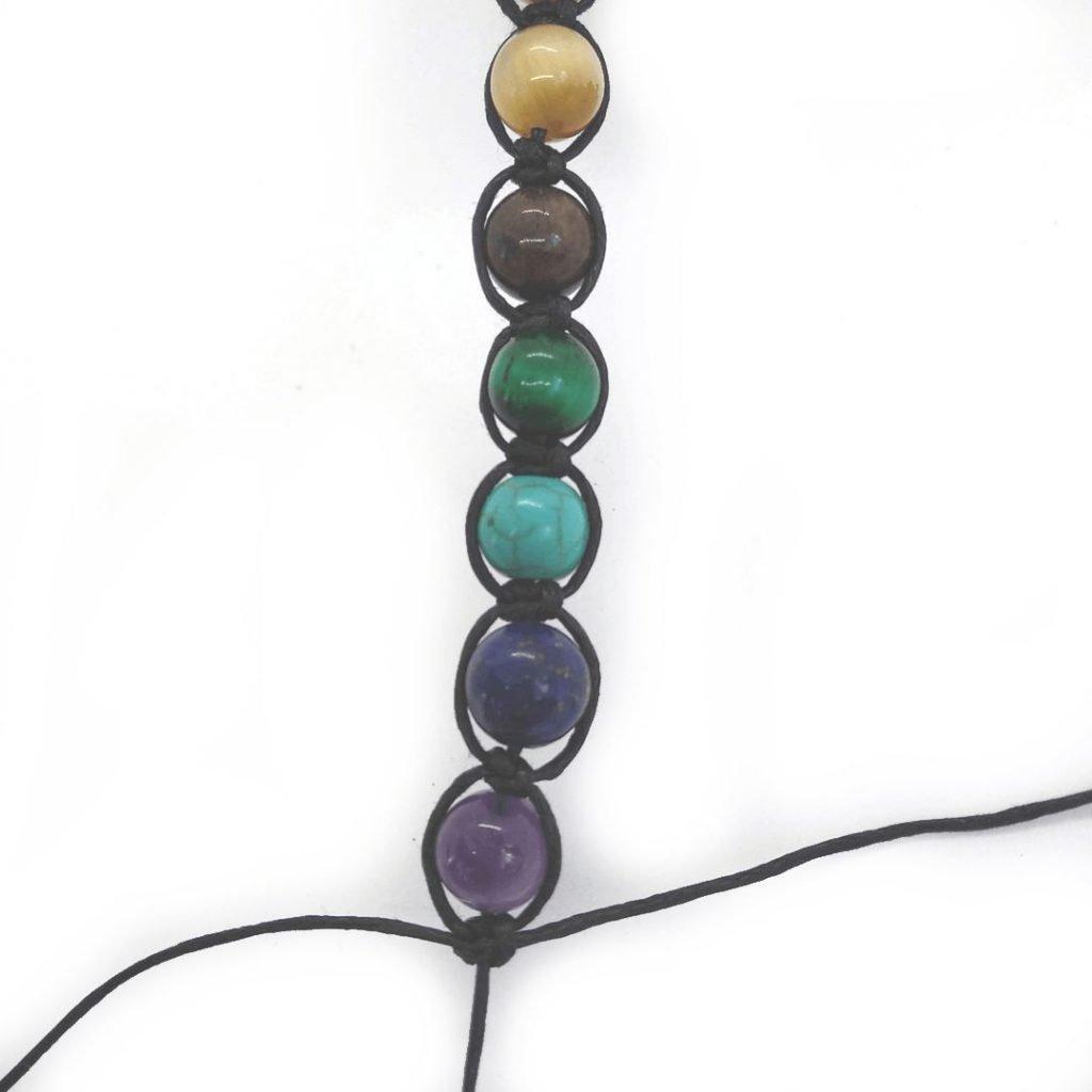 7 chakra beads