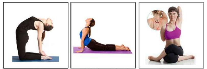 Open Heart Chakra yoga