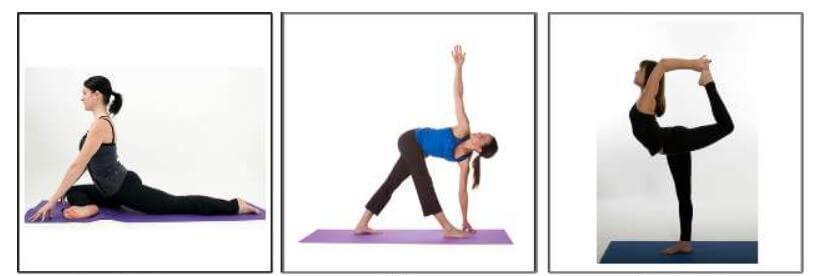 Open Sacral Chakra yoga