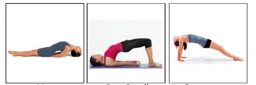 Open Throat Chakra yoga
